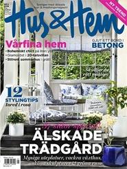 Tidningen Hus & Hem 15 nummer