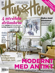 Tidningen Hus & Hem 7 nummer