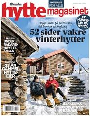 Tidningen Hyttemagasinet 3 nummer