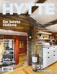 Tidningen Hyttemagasinet 24 nummer
