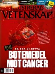 Tidningen Illustrerad Vetenskap 9 nummer