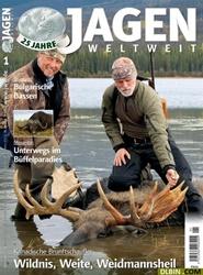 Tidningen Jagen Weltweit 6 nummer