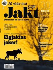 Tidningen Jakt 10 nummer