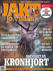 Tidningen Jaktjournalen 3 nummer
