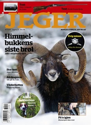 Tidningen Jeger hund & v�pen 4 nummer