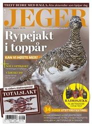 Tidningen Jeger hund & våpen 3 nummer