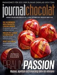 Tidningen Journal Chocolat 4 nummer