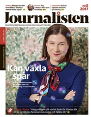 Tidningen Journalisten 15 nummer