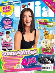 Tidningen Julia 5 nummer