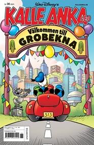 Tidningen Kalle Anka & C:o Tidningsprenumeration 13 nummer