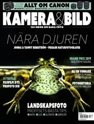Tidningen Kamera & Bild 10 nummer