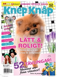 Tidningen Knep & Knåp 7 nummer
