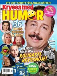 Tidningen Kryssa med humor 3 nummer
