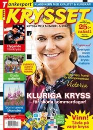 Tidningen Krysset 6 nummer