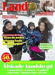 Tidningen Land 24 nummer