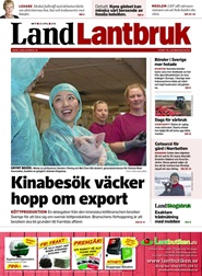 Tidningen Land Lantbruk 24 nummer