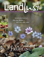 Tidningen Landlust 6 nummer