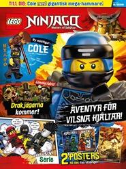 Tidningen LEGO NINJAGO 5 nummer