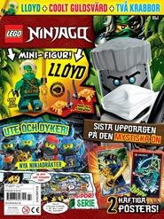 Tidningen LEGO NINJAGO 10 nummer