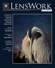 Tidningen Lenswork 6 nummer