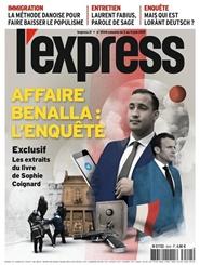 Tidningen L'Express 52 nummer
