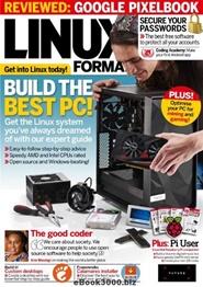Tidningen Linux Magazine (UK Edition) 12 nummer