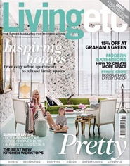 Tidningen Living Etc 12 nummer