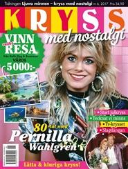 Tidningen Ljuva minnen - Kryss med nostalgi  12 nummer