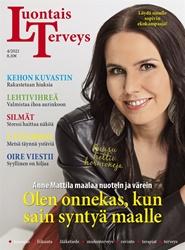 Tidningen Luontaisterveys 10 nummer