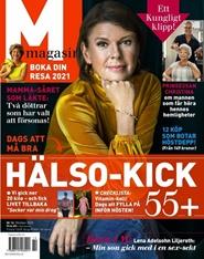 Tidningen M-magasin 9 nummer