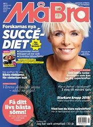 Tidningen Må Bra 6 nummer
