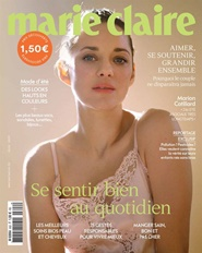 Tidningen Marie Claire (French Edition) 12 nummer
