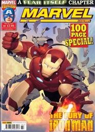 Tidningen Marvel Legends 13 nummer