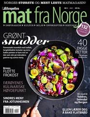 Tidningen Mat fra Norge 24 nummer