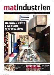 Tidningen Matindustrien 12 nummer