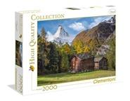 Tidningen Matterhorn Pussel, 2000 bitar 1 nummer