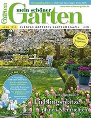 Tidningen Mein Schöner Garten 12 nummer