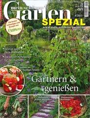 Tidningen Mein Schöner Garten Spezial 6 nummer