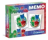 Tidningen Memo Pyjamashjältarna - Memoryspel 1 nummer