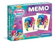 Tidningen Memo Shimmer Shine - Memoryspel 1 nummer