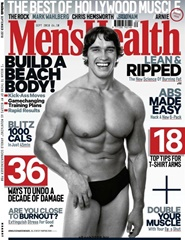 Tidningen Men's Health (UK Edition) 10 nummer