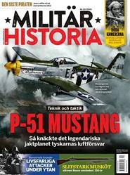 Tidningen Militär Historia 3 nummer