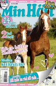 Tidningen Min Häst 13 nummer
