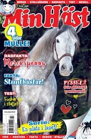 Tidningen Min Häst 26 nummer