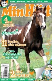 Tidningen Min Häst 6 nummer