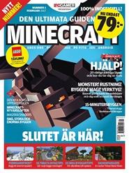 Tidningen MineCraft 3 nummer