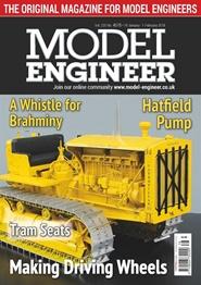 Tidningen Model Engineer 26 nummer