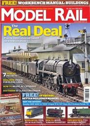 Tidningen Model Rail 13 nummer
