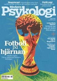 Tidningen Modern Psykologi 10 nummer