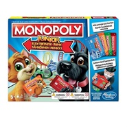 Tidningen Monopol Junior Electronic Banking - Spel 1 nummer